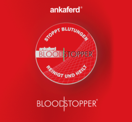 Ankaferd Bloodstopper Push & Stop für Wundversorgung und -heilung